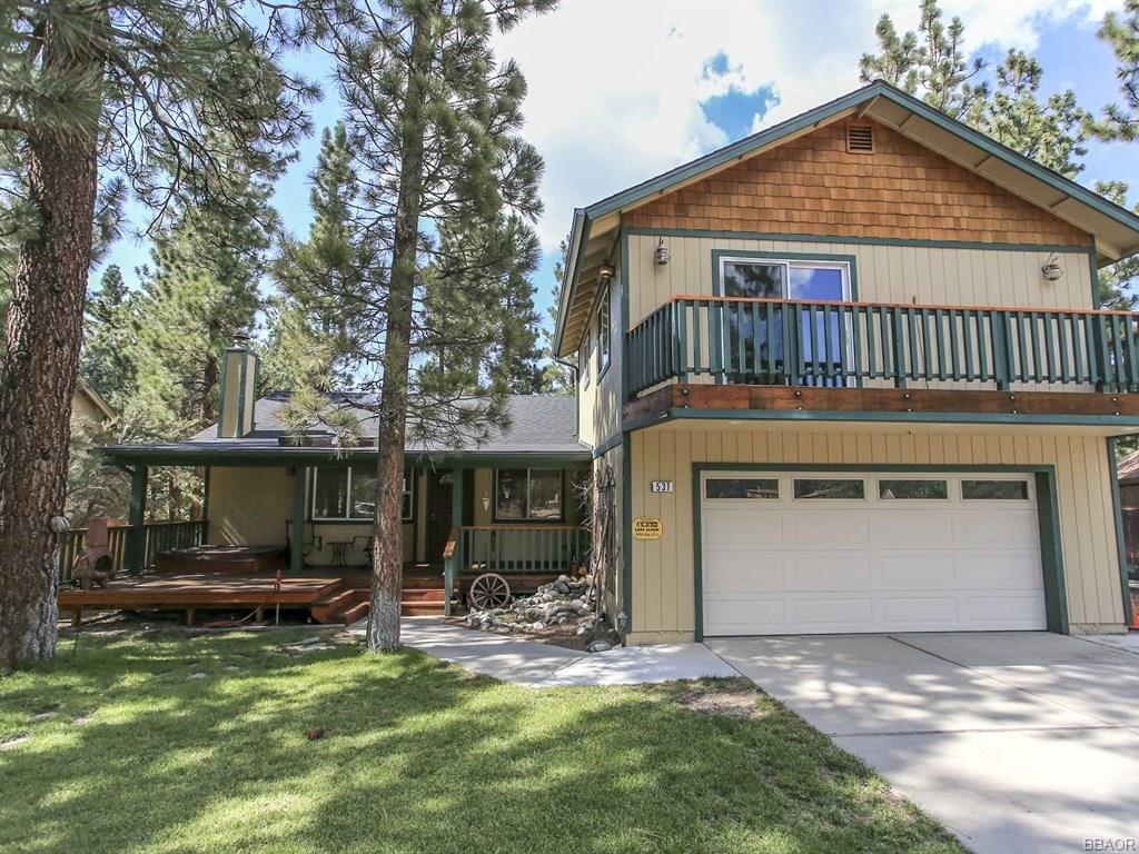 531 E Country Club Boulevard, Big Bear City, CA 92314