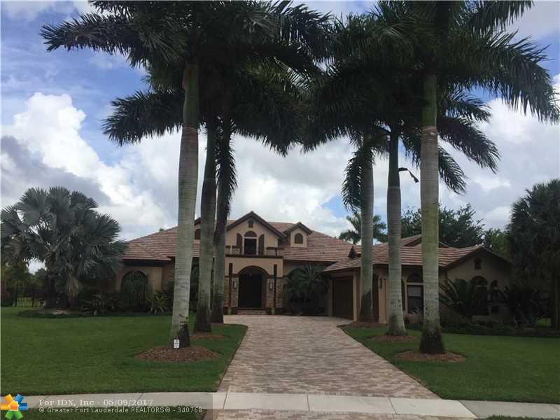4012 Blue Grass Lane, Davie, FL 33330
