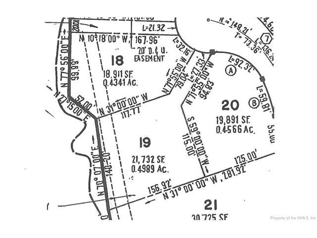 141 Shinnecock, Williamsburg, VA 23188