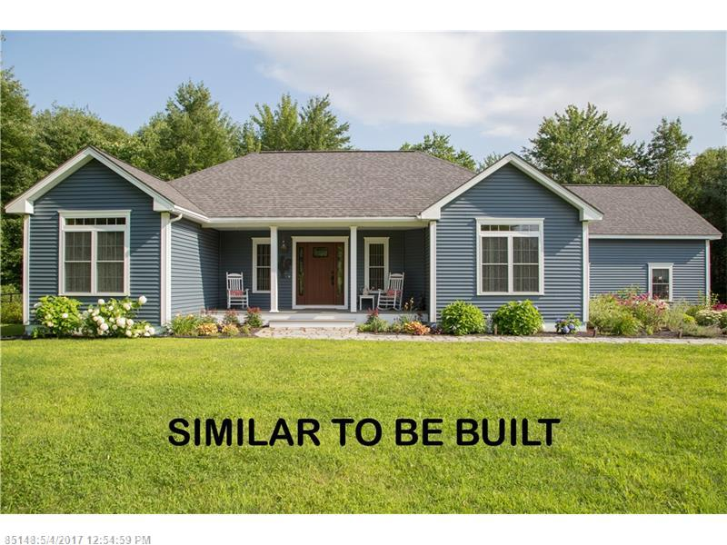 16 Bluff Drive Lot 2 , Turner, ME 04282