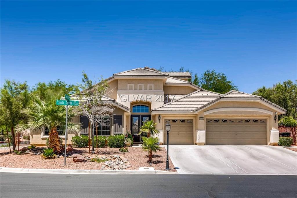 7650 SIESTA GRANDE Avenue, North Las Vegas, NV 89129