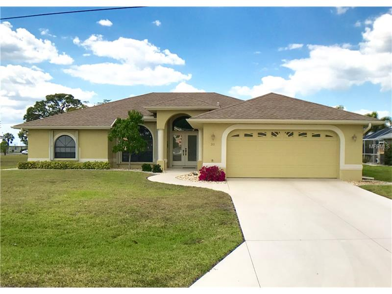 301 YELLOW ELDER, PUNTA GORDA, FL 33955