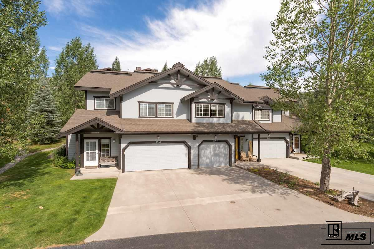 3368 Covey Circle, Steamboat Springs, CO 80487