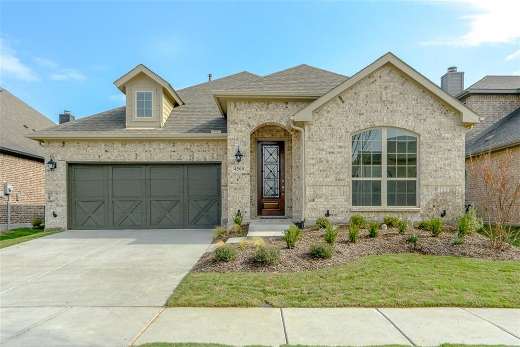 4500 Canopy Street, Little Elm, TX 76227