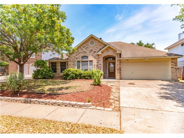 17113 Tortoise St, Round Rock, TX 78664