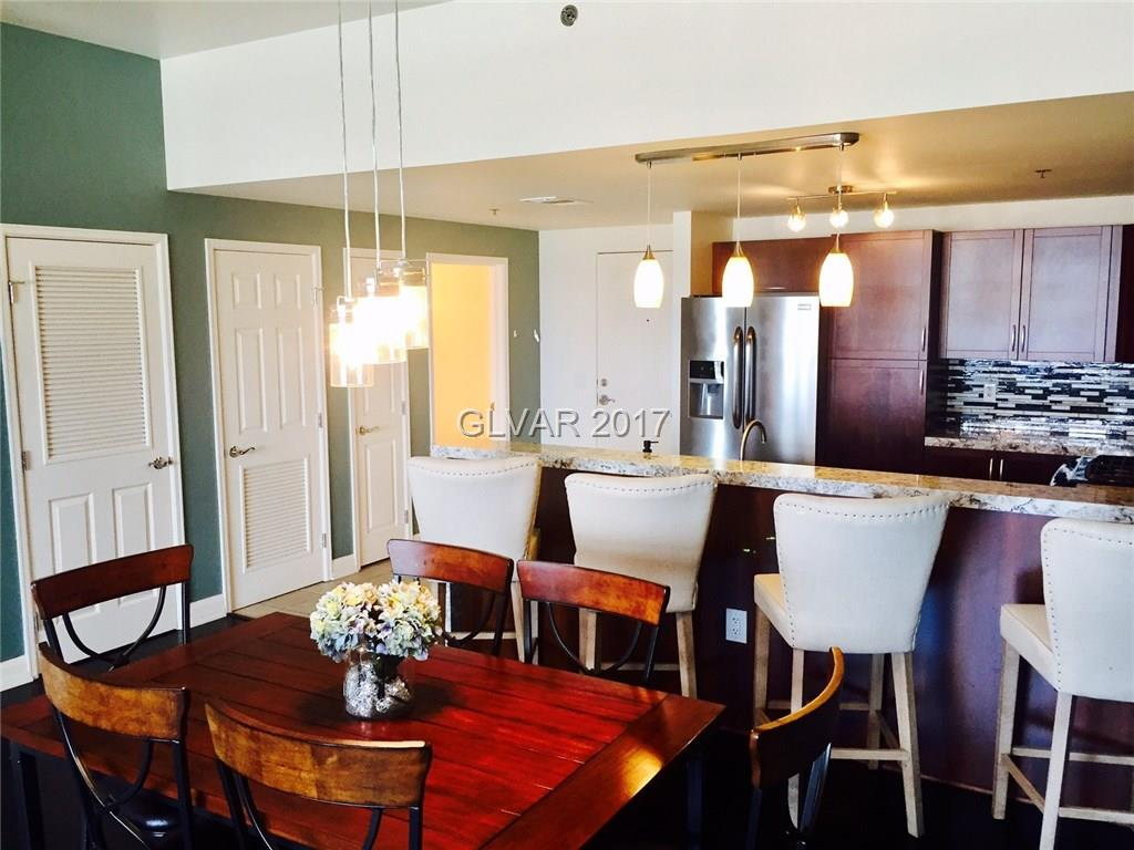 Available for move-in on 7/15/17. Available to show after 6/23/17. Furnished, upgraded & LUXURY high-rise living at THE OGDEN in downtown Las Vegas! New Hardwood floors, granite counters & new light fixtures. Light, bright& open floorplan. OWNER PAYS UTILITIES! Tenant responsible for cable & internet. City & Mountain views, Roof Top Pool  Spa, Sky Deck, Gym, Pet Park, Concierge Service & Social Lounge. Dining & Entertainment nearby.
