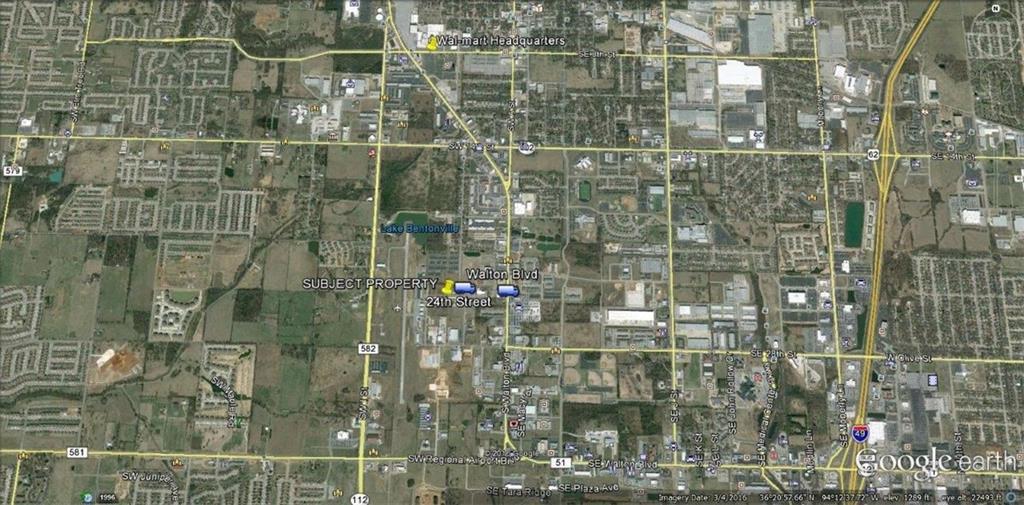 SW 24th ST, Bentonville, AR 72712