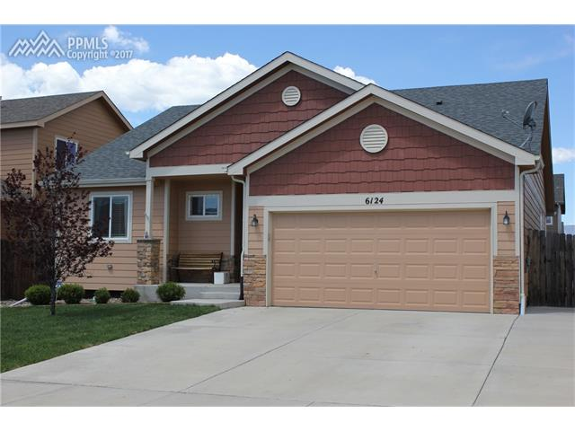 6124 Water Trough Trail, Colorado Springs, CO 80925