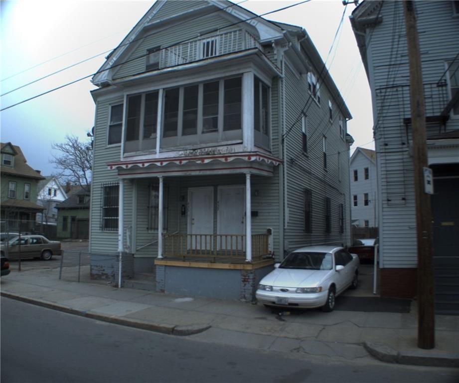 435 Cranston ST, Providence, RI 02907