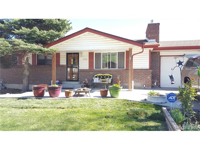 6336 W 71st Place, Arvada, CO 80003