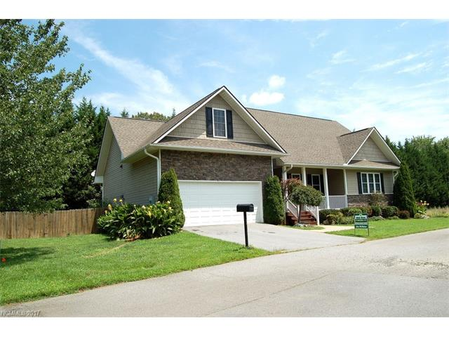 MOVE IN ready, Sitting front porch, Open floor plan with 10' ceilings, 3 bedroom home with split bedroom floor plan, Great room with a fireplace and surround sound speakers, Beautiful granite kitchen, Large master suite, Nice sized Bonus Room above the 2 car garage. The back yard is flat, privacy fence and trees, Large back deck and flagstone patio. The neighborhood is quite and has paved streets with no through traffic that is perfect for walks and biking.