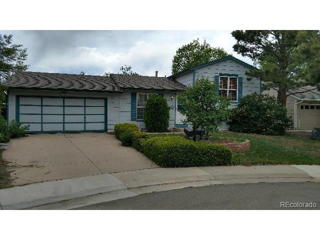 3345 S Dudley Court, Lakewood, CO 80227
