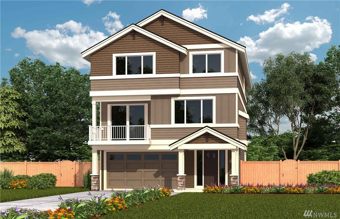 19017 123rd (Lot 20) Ave SE, Renton, WA 98058