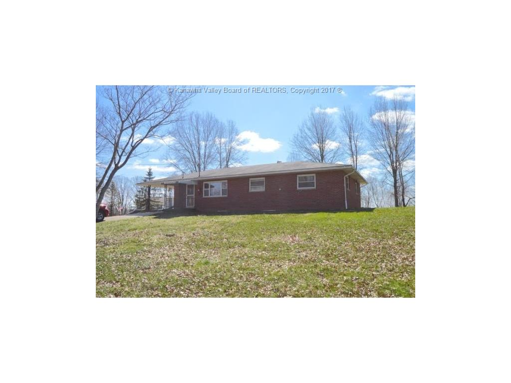 9457 Barkers Ridge Road, Milton, WV 25541