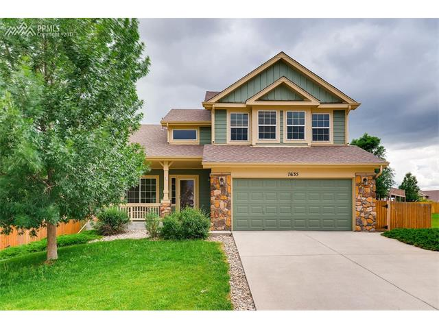7635 Bentwater Drive, Fountain, CO 80817