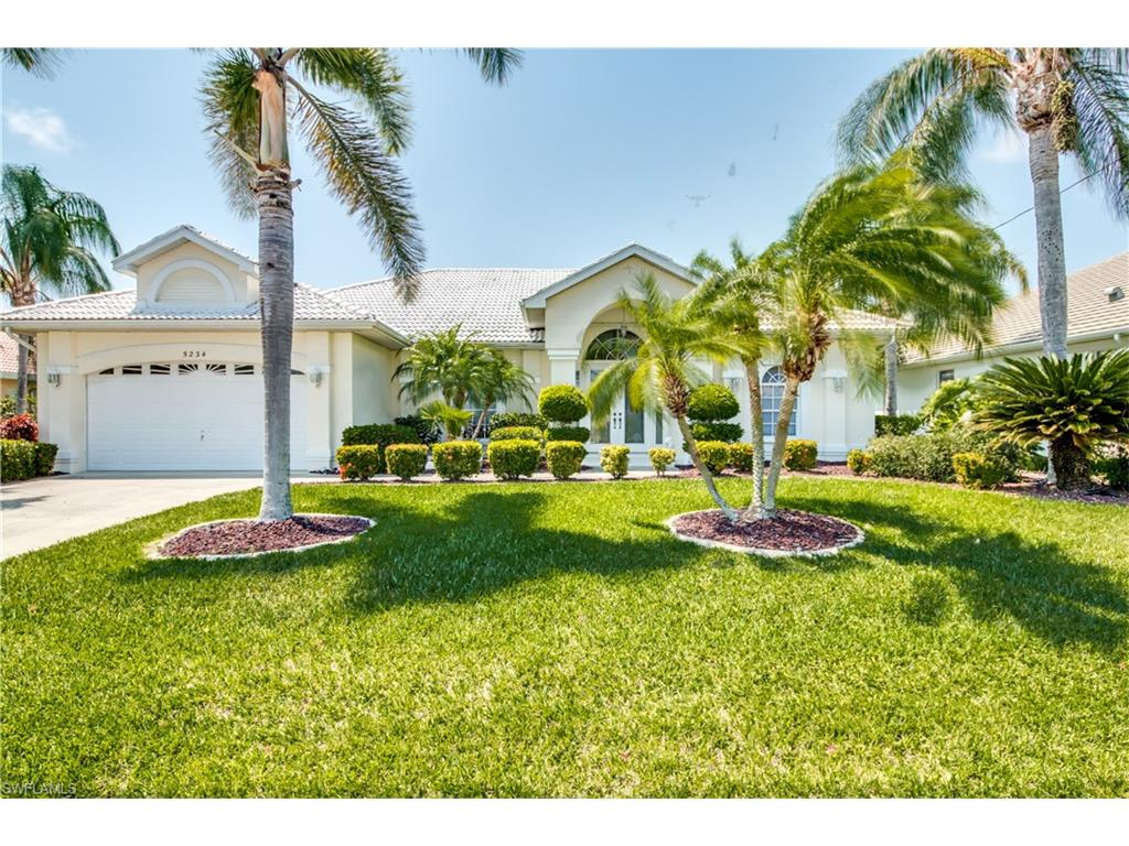 5234 Sands BLVD, CAPE CORAL, FL 33914