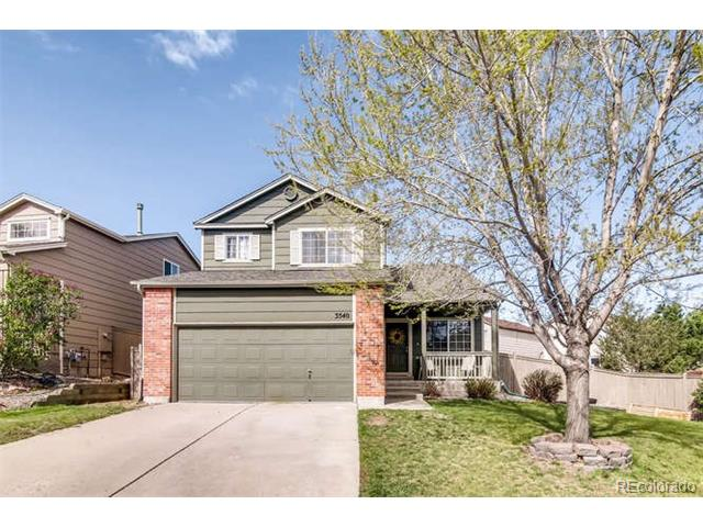 3540 Morning Glory Drive, Castle Rock, CO 80109