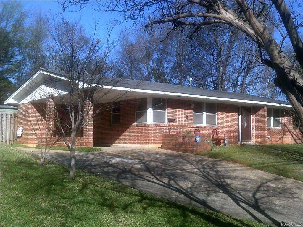 544 Green Ridge Road, Montgomery, AL 36109