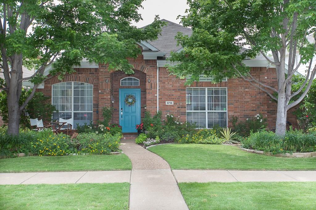 5716 Green Hollow Lane, The Colony, TX 75056