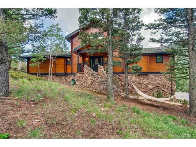 6780 Eagle Mountain Road, Manitou Springs, CO 80829
