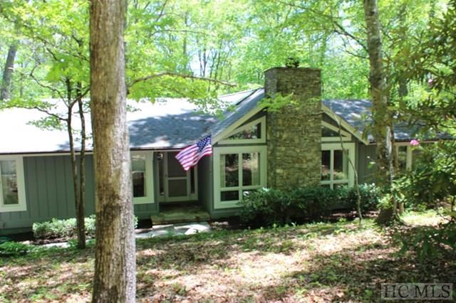 297 Country Club Estates Drive, Sapphire, NC 28774