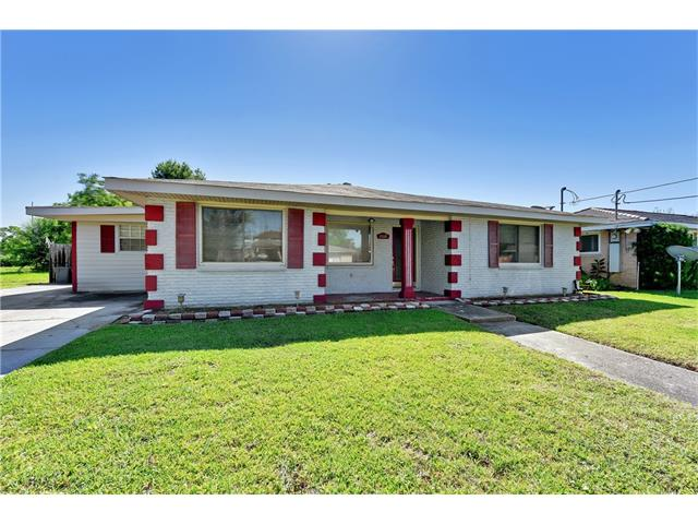 5019 CARDENAS Drive, New Orleans, LA 70127