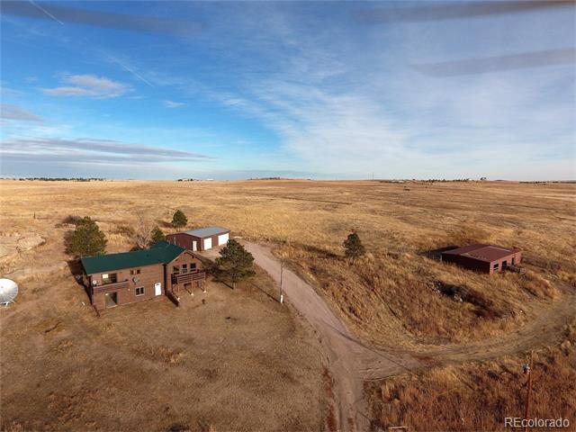 3631 Lonesome Rock Road, Elizabeth, CO 80107