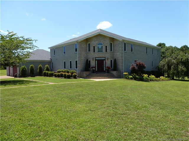 5100 Holly Fork Road, Barhamsville, VA 23011