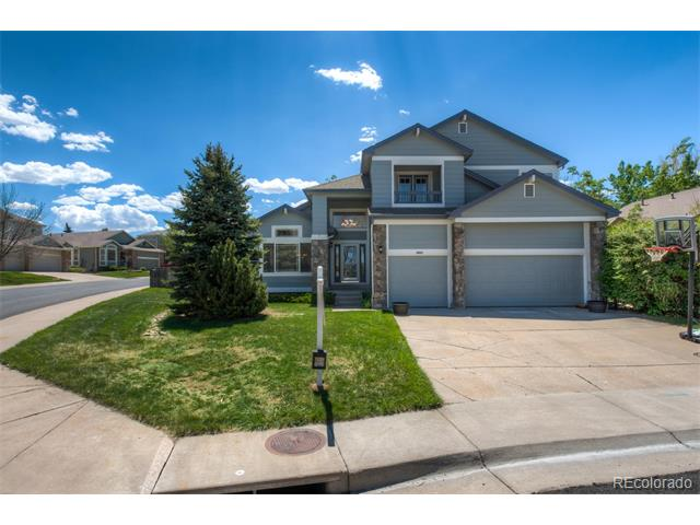 10843 Willow Reed Circle, Parker, CO 80134