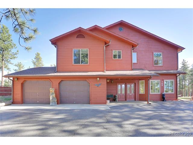 109 Old Corral Road, Bailey, CO 80421