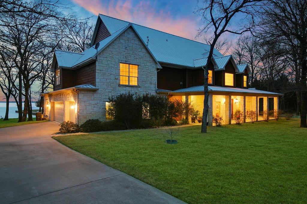 308 Sombrillo Lane, Kerens, TX 75144