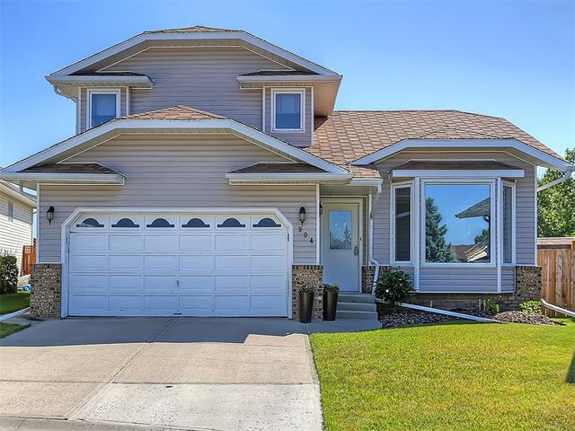 904 HIGH COUNTRY Place NW, High River, AB T1V 1E3