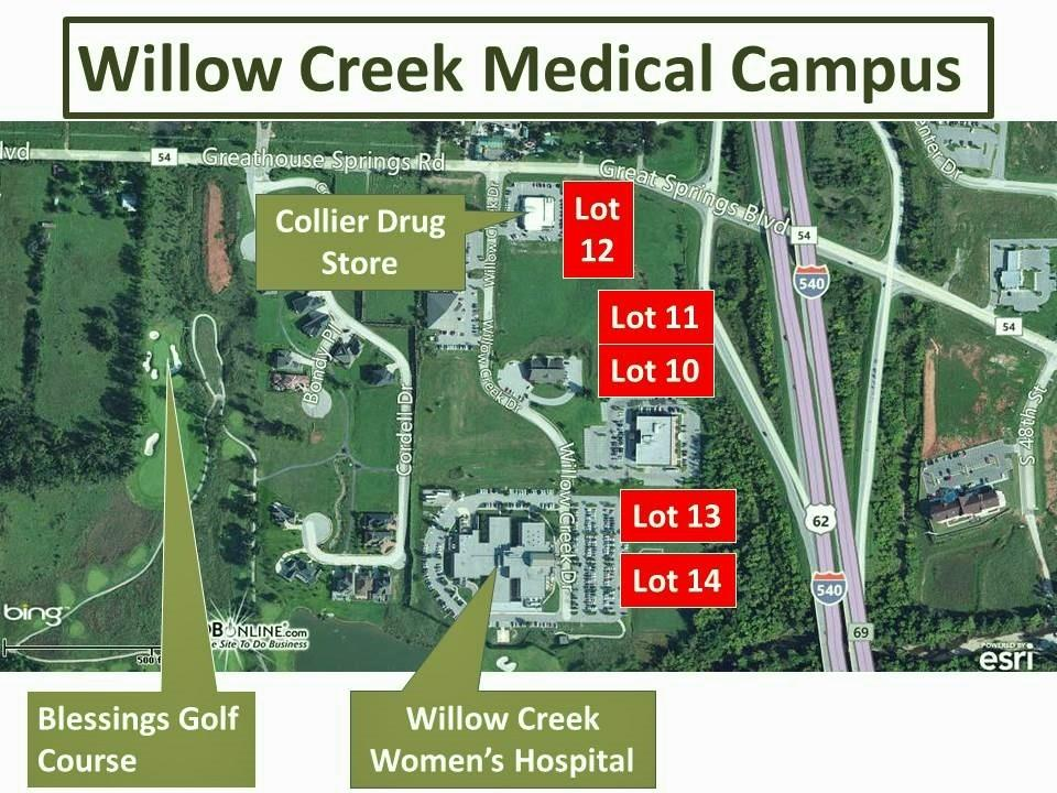 Willow Creek DR, Johnson, AR 72704