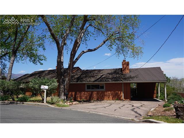 401 Hilltop Circle, Colorado Springs, CO 80905