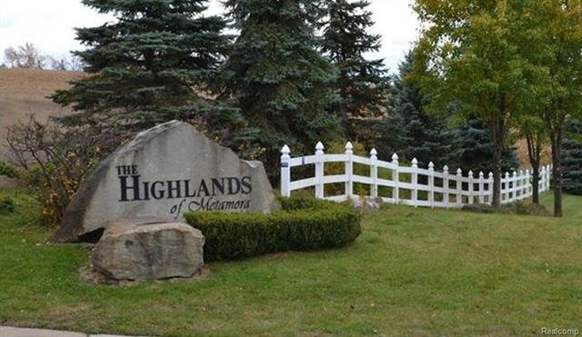 00 HIGHLAND VIEW #11 LN, Metamora Twp, MI 48455