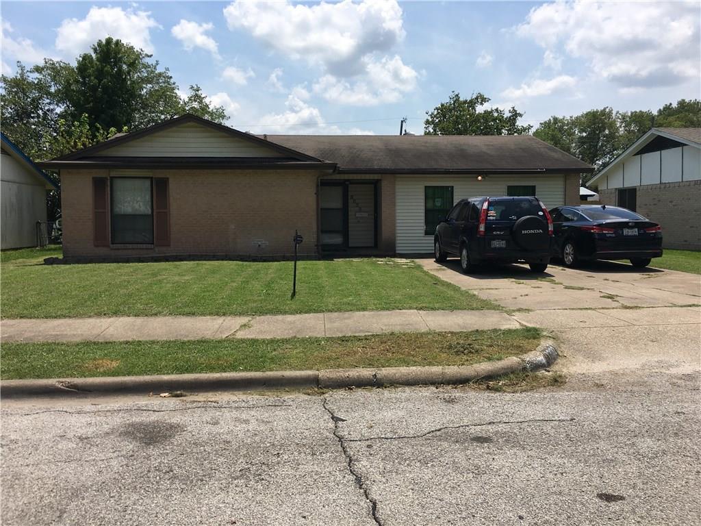 1302 Greencove Drive, Garland, TX 75040