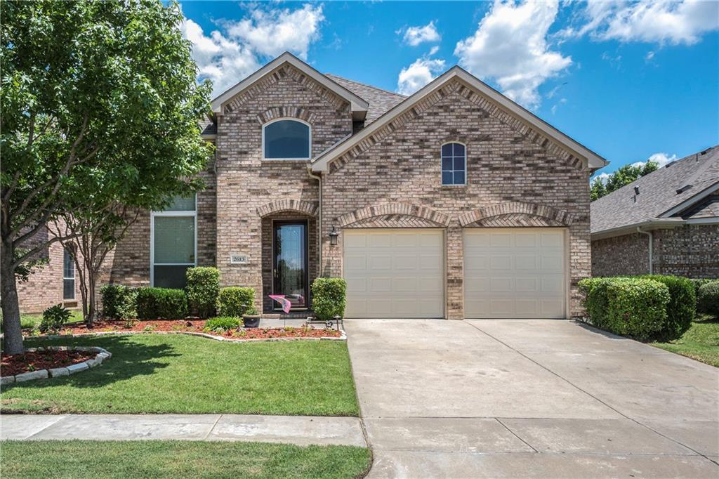 2613 Red Spruce Drive, Little Elm, TX 75068