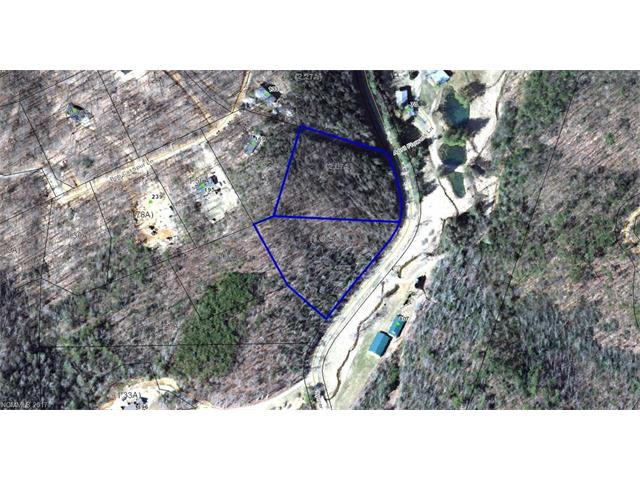 4.48+/- ACRES OF WOODED PROPERTY IN PRIVATE LOCATION WITH LONG STATE ROAD FRONTAGE.   POSSIBLE BUILDING LOCATION WITH LONG RANGE SOUTH-SOUTHEASTERLY VIEWS.  WOODED PARK-LIKE SETTING WITH WILDLIFE GALORE.