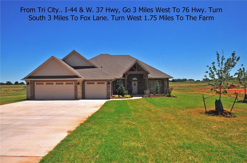981 County Street 2982, Blanchard, OK 73010