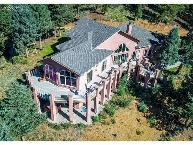 531 Lucky Lady Drive, Woodland Park, CO 80863