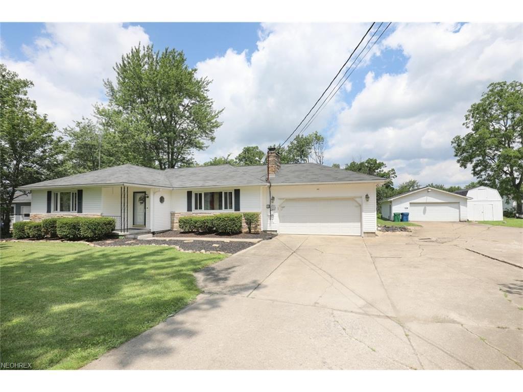 1371 Ohltown McDonald, Mineral Ridge, OH 44440