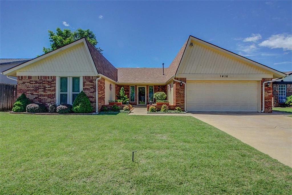 1416 SW 93rd, Oklahoma City, OK 73159