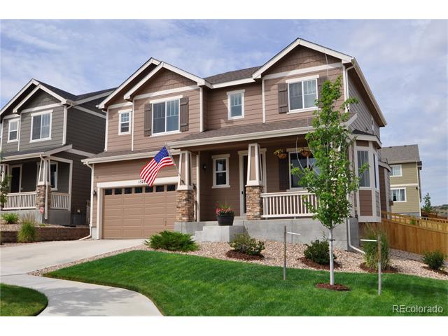 1523 Morningview Lane, Castle Rock, CO 80109