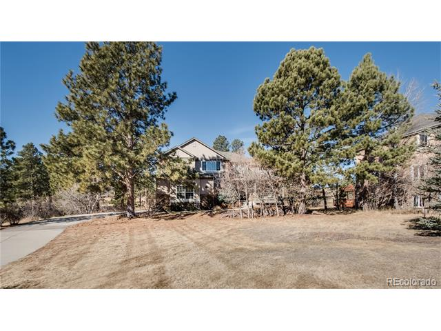 5439 Fox Sparrow Road, Parker, CO 80134