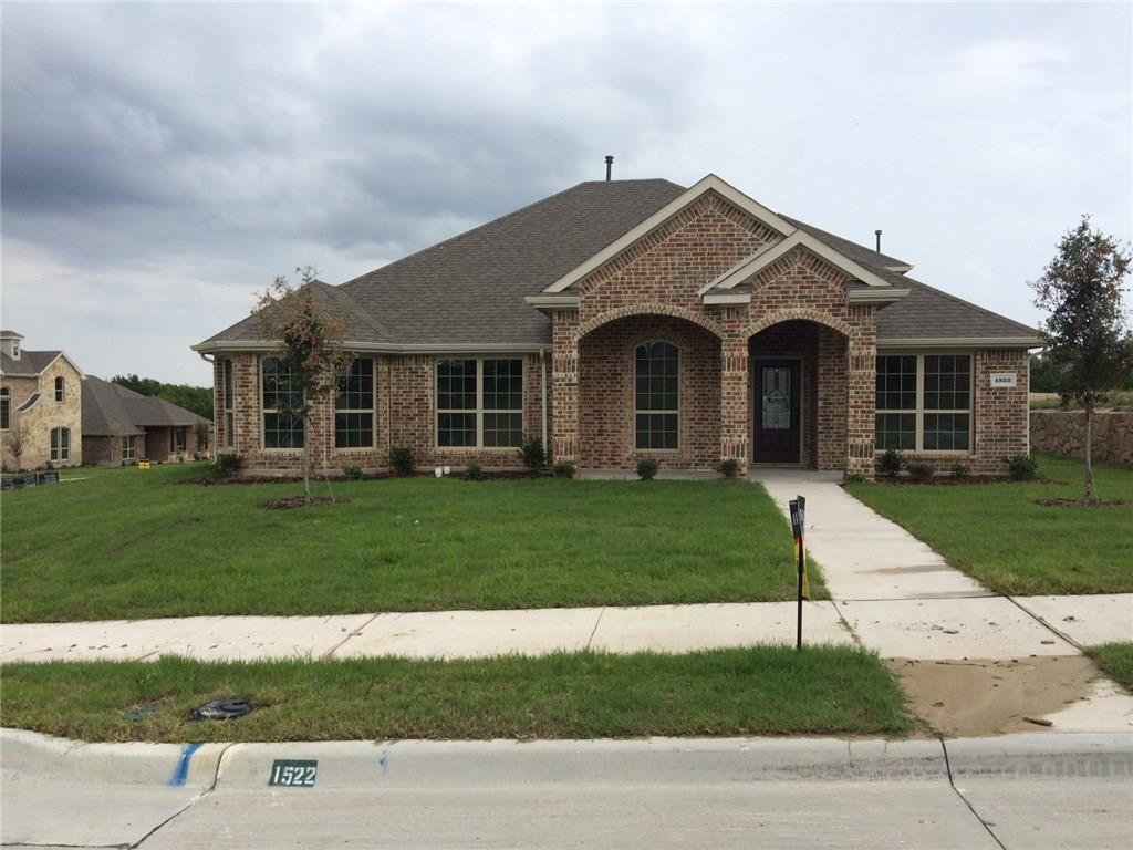 1522 Burlingame Drive, Rockwall, TX 75087