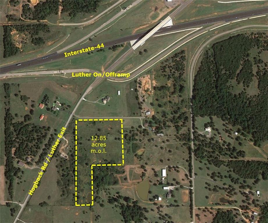 16000 Hogback Rd, Luther, OK 73054