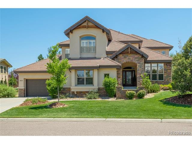 9510 S Silent Hills Drive, Lone Tree, CO 80124