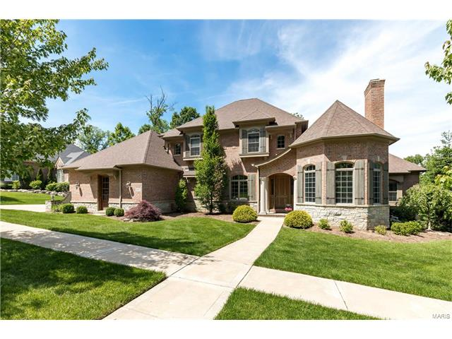16917 Todd Evan Trail, Chesterfield, MO 63005