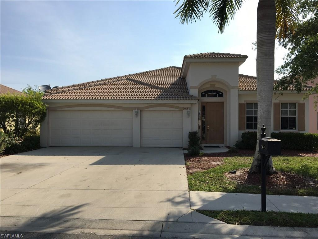 3013 Lake Butler CT, CAPE CORAL, FL 33909
