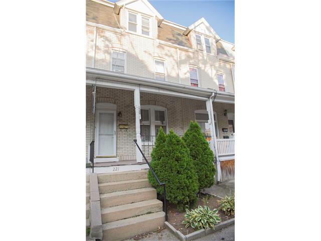 221 N West Street, Allentown City, PA 18102